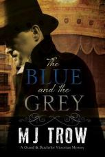 blue and the grey by mj trow
