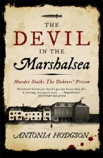 devil in the marshalsea by antonia hodgson