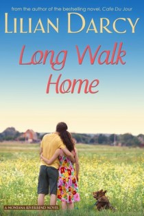 long walk home by lilian darcy