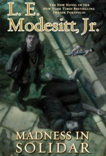 madness in solidar by le modesitt jr