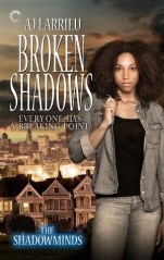 broken shadows by aj larrieu