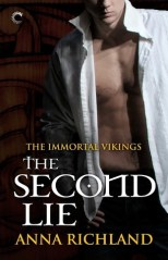 second lie by anna richland