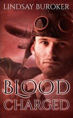 blood charged by lindsay buroker