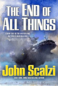 end of all things by john scalzi
