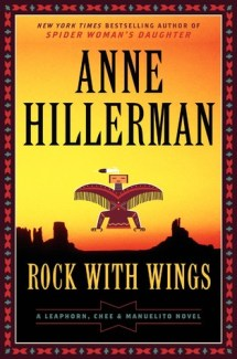 rock with wings by anne hillerman