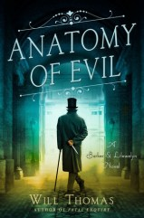 anatomy of evil by will thomas