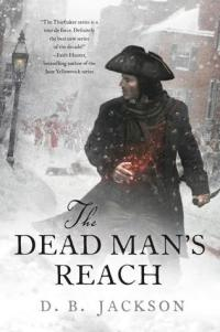 dead mans reach by db jackson