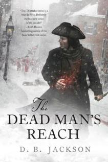 dead mans reach by db jackson