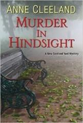 murder in hindsight by anne cleeland