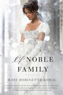 of noble family by mary robinette kowal