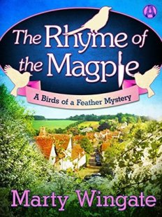 rhyme of the magpie by marty wingate