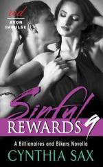 sinful rewards 9 by cynthia sax