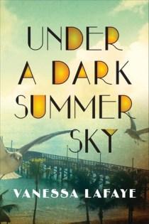under a dark summer sky by vanessa lafaye