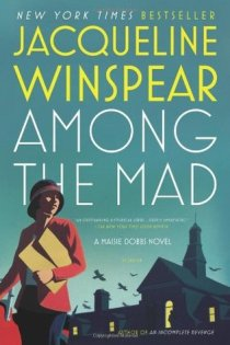 among the mad by jacqueline winspear
