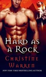 hard as a rock by christine warren