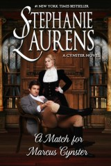 match for marcus cynster by stephanie laurens