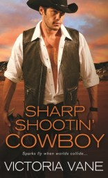 sharp shootin cowboy by victoria vane