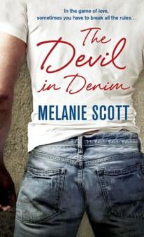 devil in demin by melanie scott