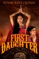 first daughter by susan kaye quinn