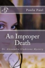 improper death by paula paul