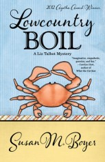 lowcountry boil by susan m boyer
