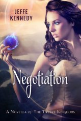 negotiation by jeffe kennedy