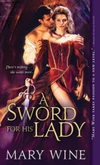 sword for his lady by mary wine