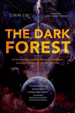 dark forest by cixin liu