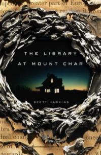 library at mount char by scott hawkins