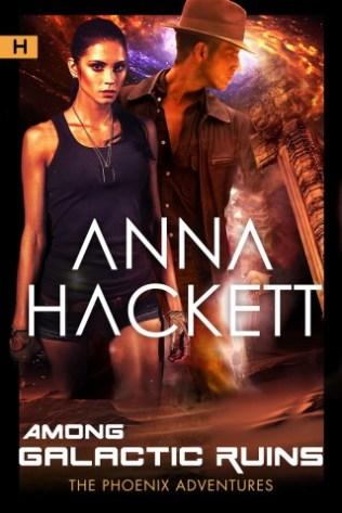 among galactic ruins by anna hackett