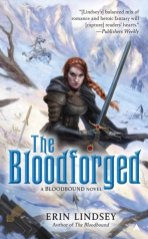 bloodforged by erin lindsey