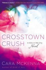 crosstown crush by cara mckenna