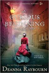 curious beginning by deanna raybourn