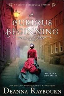curious beginning by deanna raybourn