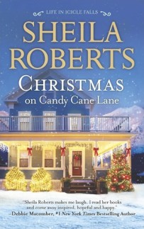 christmas on candy cane lane by sheila roberts