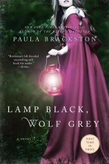 lamp black wolf grey by paula brackston
