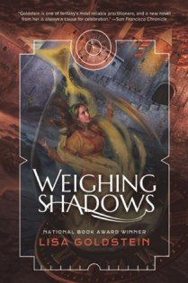 weighing shadows by lisa goldstein