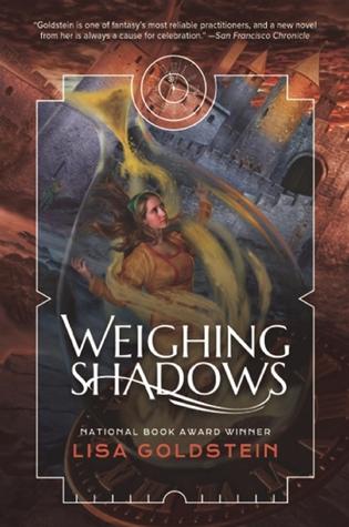 weighing shadows by lisa goldstein