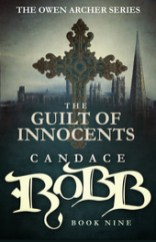 guilt of innocents by candace robb