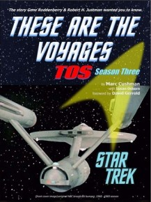these are the voyages tos 3 by marc cushman