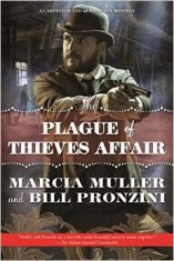 plague of thieves affair by marcia muller and bill pronzini
