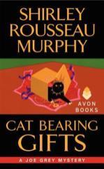 cat bearing gifts by shirley rousseau murphy