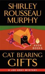 cat bearing gifts by shirley rousseau murphy