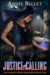 justice calling by annie bellet