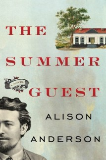 summer guest by alison anderson