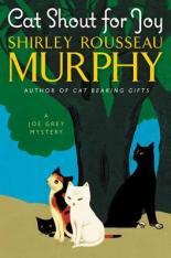 cat shout for joy by shirley rousseau murphy