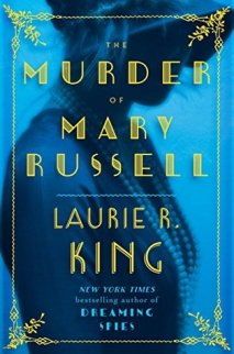 murder of mary russell by laurie r king