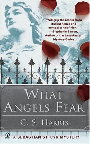 what angels fear by cs harris