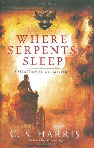 where serpents sleep by cs harris