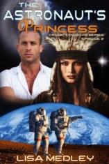astronauts princess by lisa medley